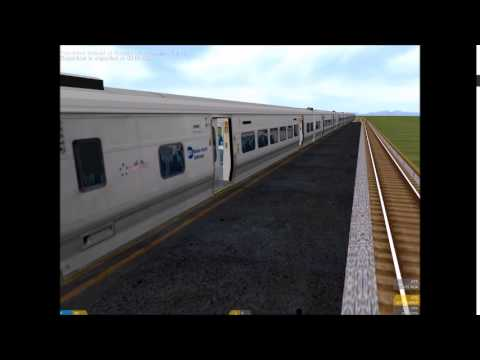OpenBVE EXCLUSIVE: MNRR Hudson Line ATC and Cab Signalling