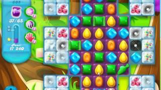 Candy Crush Soda Saga Livello 605 Level 605