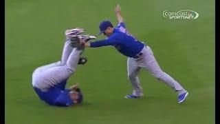 MLB Weirdest Catches