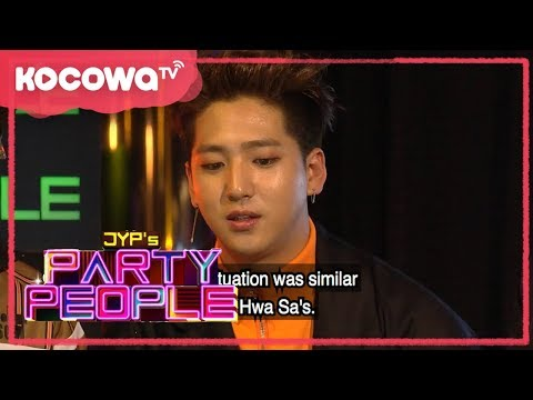 [JYP's Party People] Ep.12_B1A4 members packed lunch for Baro