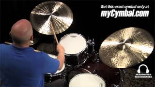 Zildjian K Constantinople Cymbal Set - Played by Adam Nussbaum (ZildjianKConSet-1091713U)