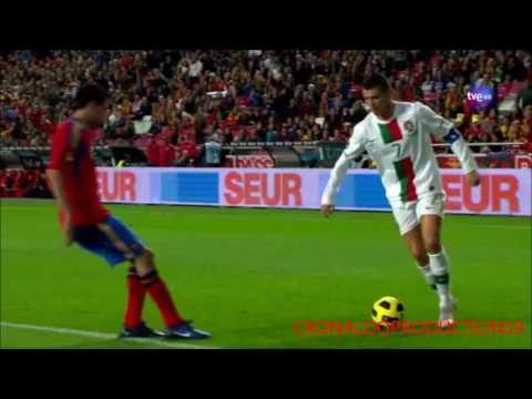 Cristiano RONALDOOOO PERFECTTTT icredible footballer ( incredible Portuguese )