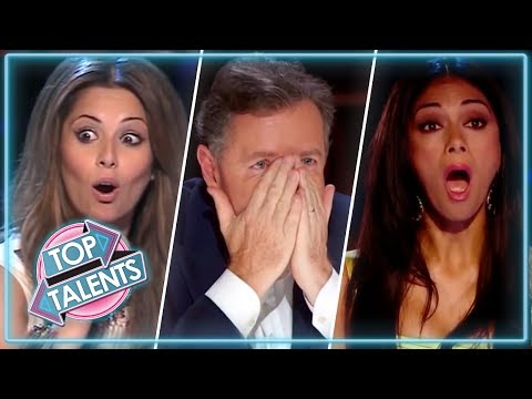 Angry Acts: Angriest Contestants   X Factor, Got Talent & Idols   Top Talents
