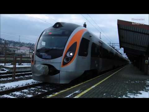 [UZ] HRCS2-001 czyli Hyundai Rotem jako pospieszny relacji Przemyśl Gł. - Kiev Pass. [RP1]