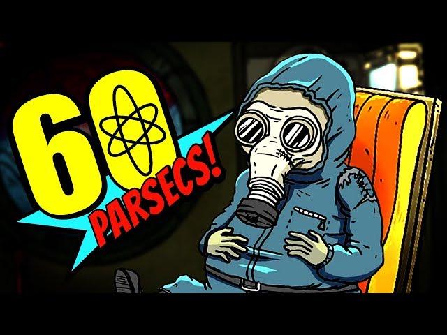 AN ALIEN JOINS OUR CREW! - Finding & Saving an Alien! - 60 Parsecs Gameplay
