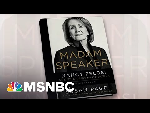 Nancy Pelosi Intended To Retire After 2016, Says Writer Susan Page | Morning Joe | MSNBC