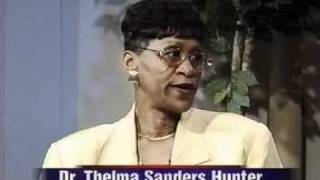 African Americans and Family Relationships, Dr. TSanders-Hunter1