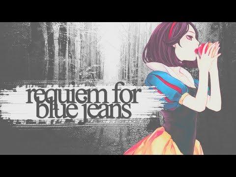 ANIMASH [COLLAB]   requiem for blue jeans.