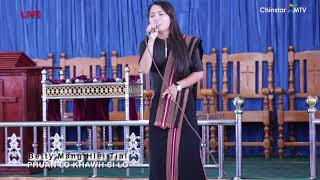Betty Mang Hlei Tial || LIVE || Phuan Lo Khawh Si Lo
