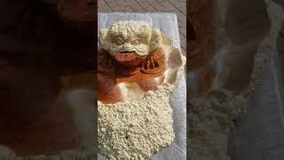 Nội Thất Thiên Minh - Tượng Gỗ Phong Thủy - Thiềm Thừ Nu Hương