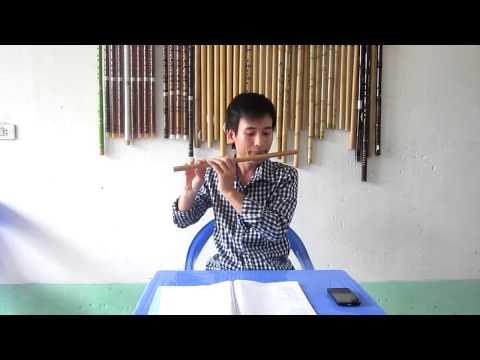 Hướng dẫn bài: Lệ tình - sáo trúc Cao Trí Minh
