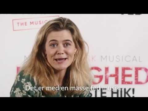 Kærlighed ved første hik - The Musical i Musikhuset Esbjerg