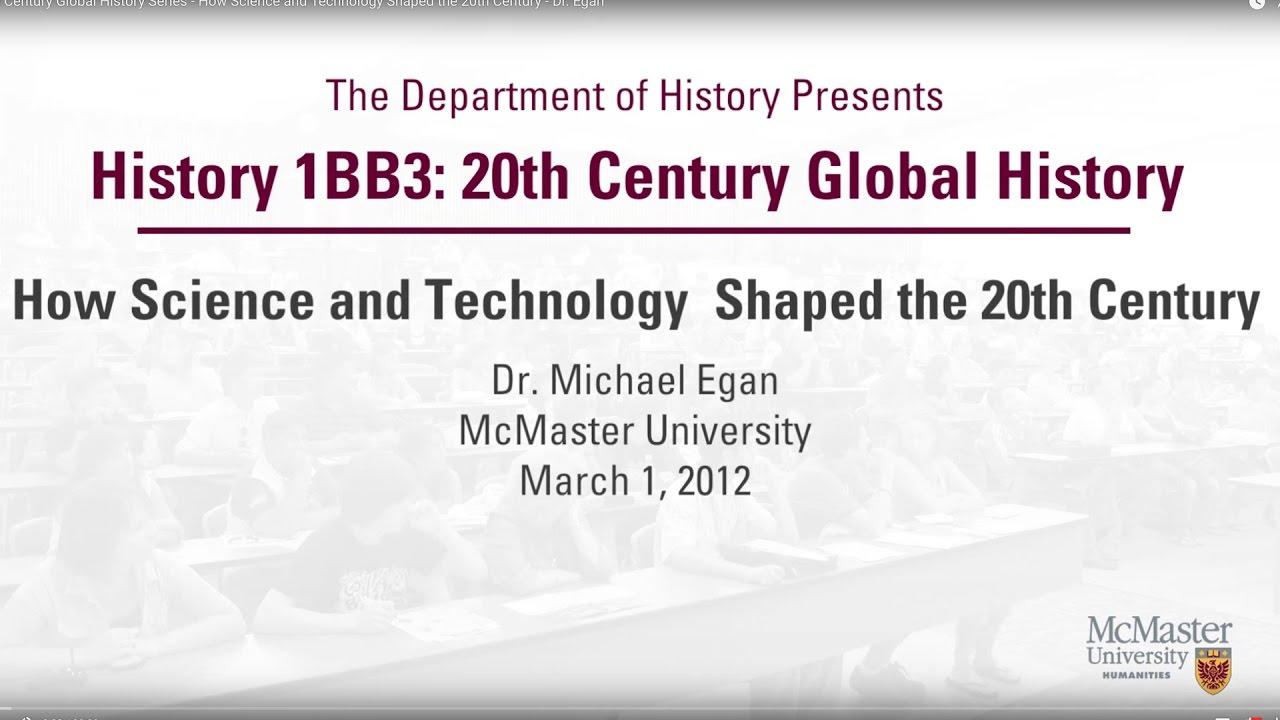 20th Century Global History Series