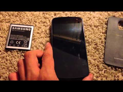 Hyperion Extended Battery for Sprint Galaxy Nexus Review