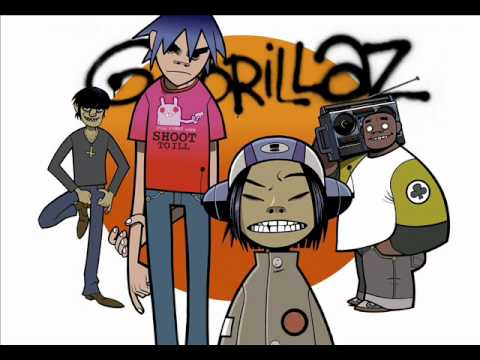 gorillaz re-hash slowed and wrecked by DJ WreckAlot
