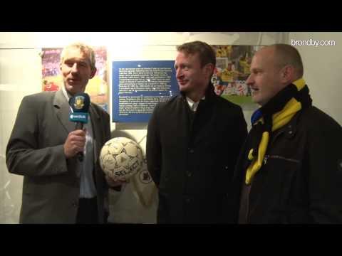 Roma-bolden vendte hjem efter 23 år | brondby.com