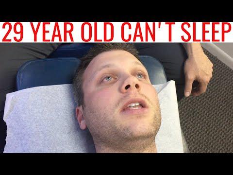 29 year hasn't SLEPT in 6 YEARS. Chiropractor Turns LIFE Around.