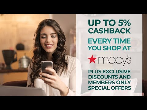 Macy's Coupons Cashback & Discount Codes – Save Every Time You Shop At Macy's – Coupon Review Video