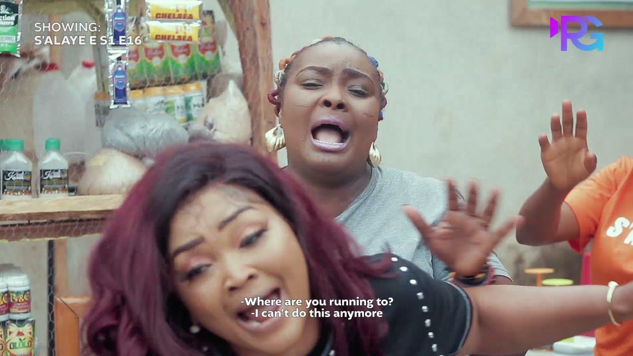 Download Sàlàyé È Season 1 Episode 16|| Mercy Aigbe|| Ronke Odusanya