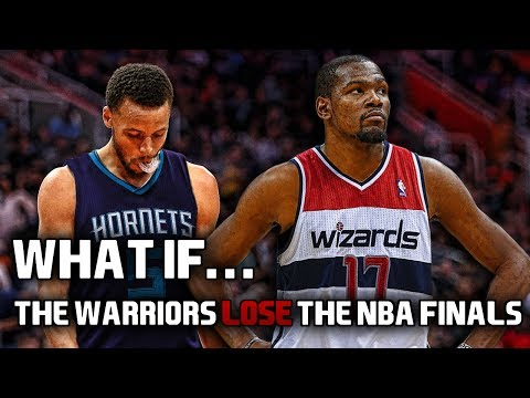 Thumbnail: What if the Golden State Warriors LOSE in the NBA Finals?