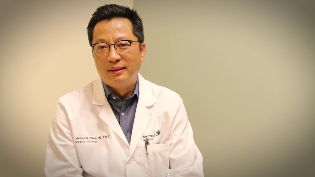 Mathew Chung, MD | Surgical Oncology | Spectrum Health Find