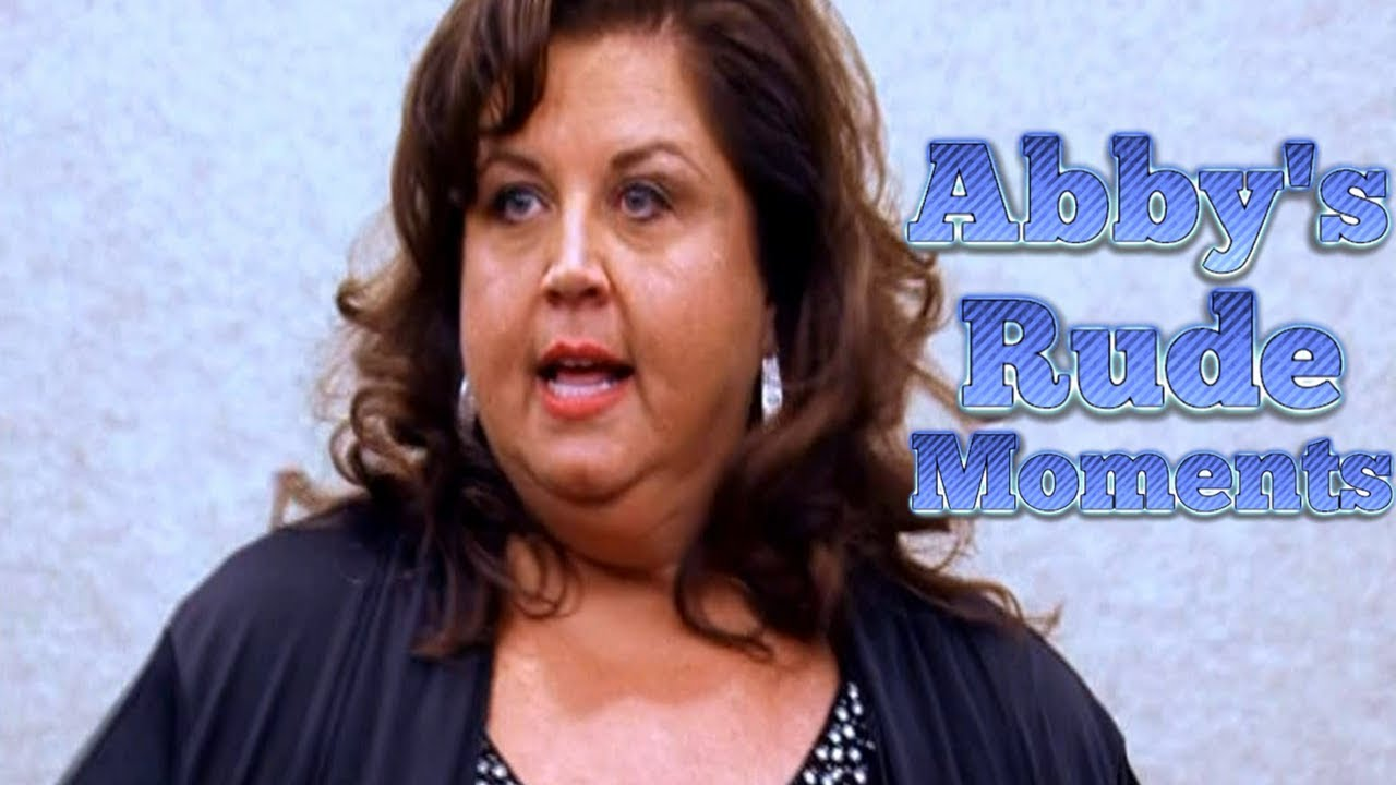 Abby Lee Millers Meanest Moments Dance Moms - One News