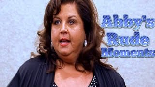 Dance Moms: Abby Lee Miller's RUDE Moments PART 2