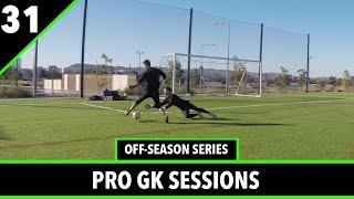 1 vs 1 Training | Goalkeeper Training | Ep.6 Off-Season Series | Pro GK