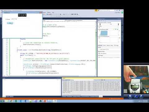 Zebra DEVTALK - Integrating with Windows VIa Link-OS C# SDK