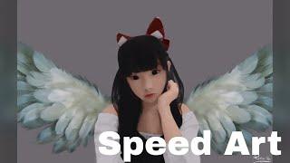 01.12.17 | Speed art (Photoshop) thumbnail