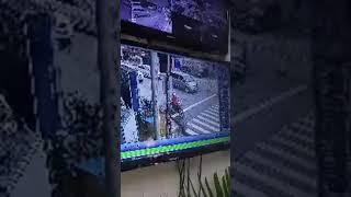 CCTV video ng Girian ni Arnold Padilla at ng mga Traffic Enforcer