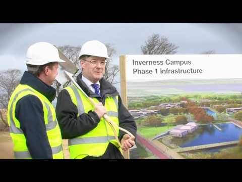 Inverness Campus-March 2012