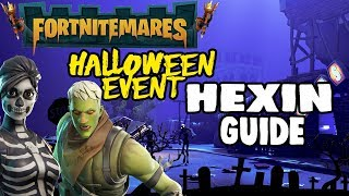 fortnitemares hexin mission 1 fortnite save the world halloween event - fortnite hexsylvania chests