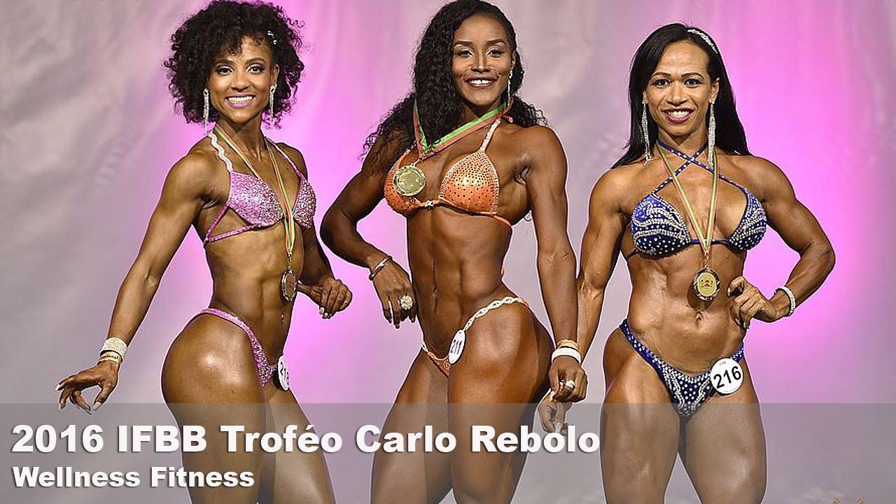 Ifbb Trofeo Carlo Rebolo Wellness Fitness