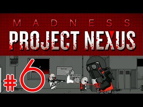 играем в игру Безумие: Проект Нексус