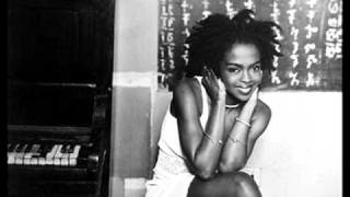 Lauryn Hill - That Thing (Acapella)