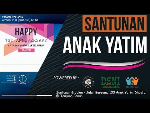 Santunan Jalan Jalan Bersama Anak Yatim Dhuafa Tanjung Banun