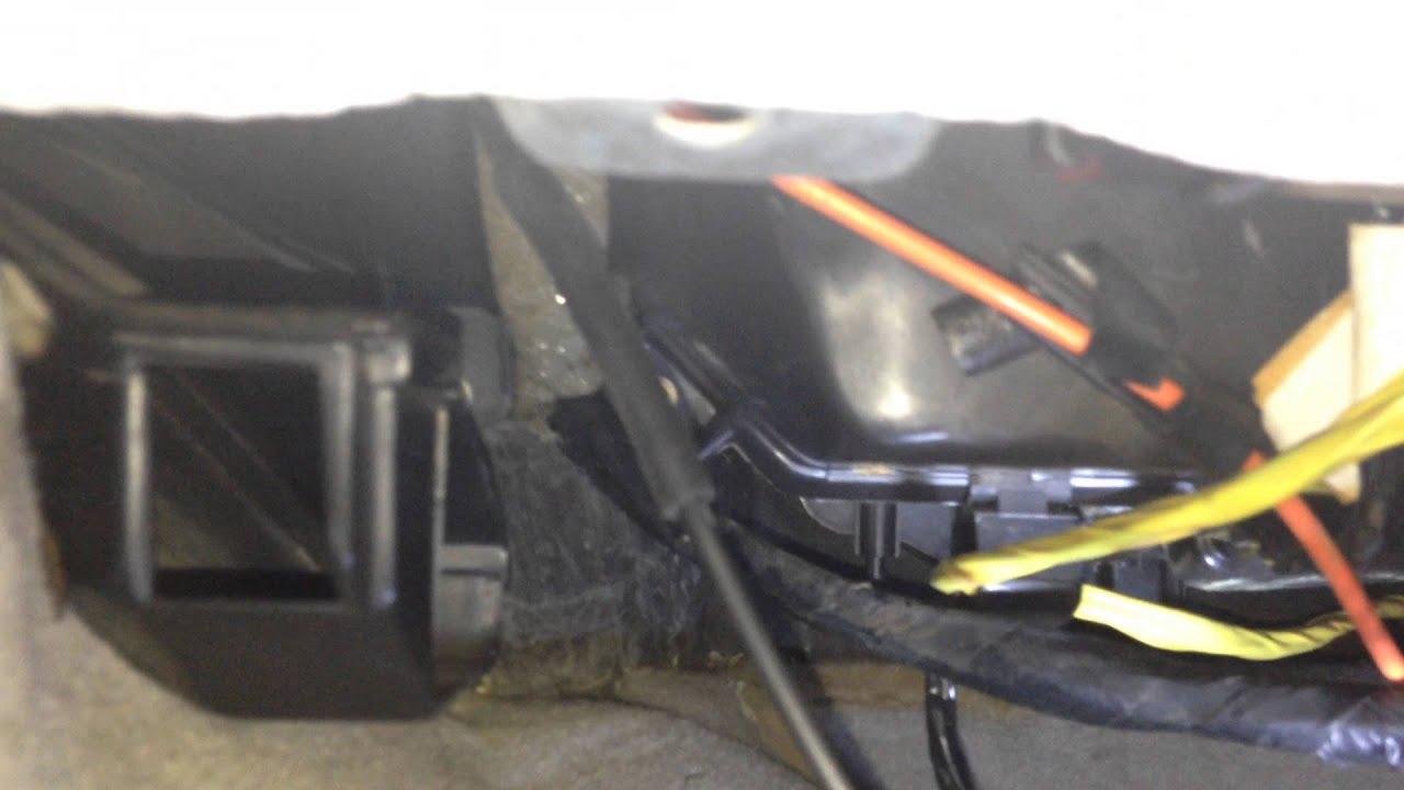 1995 corvette a c vacuum line repair [ 1280 x 720 Pixel ]