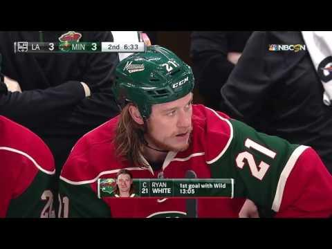 Los Angeles Kings vs Minnesota Wild - February 27, 2017 | Game Highlights | NHL 2016/17
