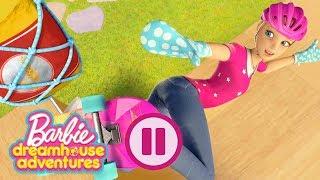 Barbie France 💖Rencontrez Barbie! 💖Barbie Dreamhouse Adventures 💖Dessins animés de Barbie