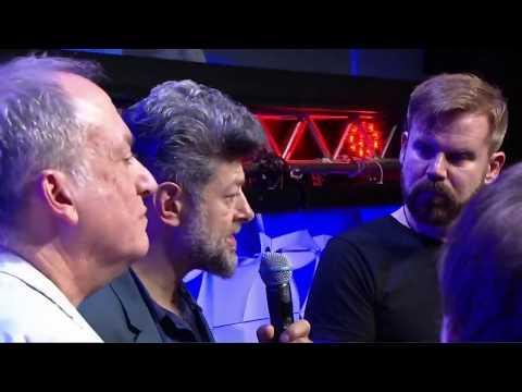 Andy Serkis & Joe Letteri Keynote RTX 2017