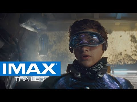 Ready Player One IMAX® Trailer #2