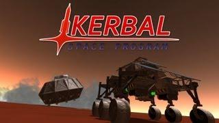 Kerbal Space Program 0.19 - Stock Curiosity rover