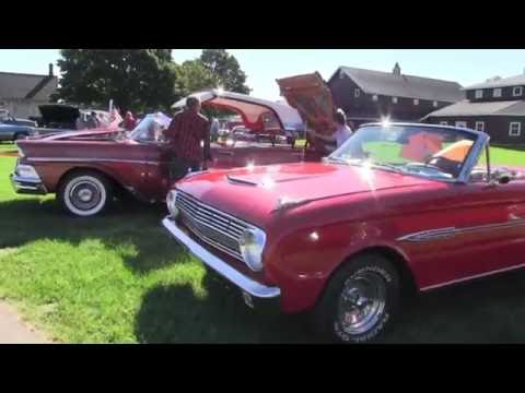 Muscle Cars PLUS Show at the Gilmore 2016