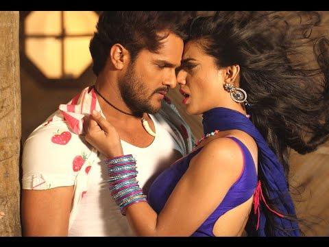 I Love You Rani - Khesari Lal Yadav & Akshara Singh | Bhojpuri Hot Song | Saathiya Movie