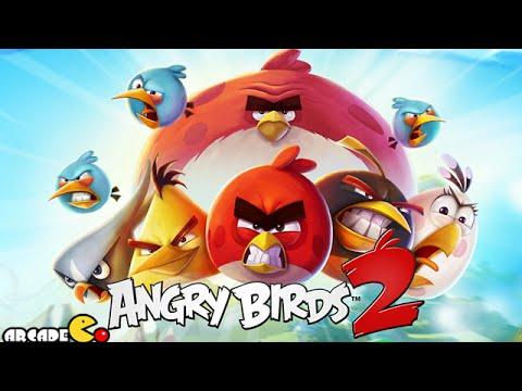 Angry Birds 2 All Characters All Special Powers - YouTube