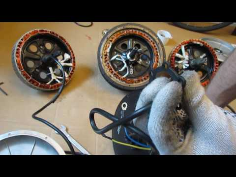 Сравнение мотор-колес прямого хода Quanshun, Leili, MXUS....