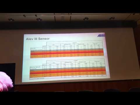 SMPTE TORONTO May 2015 meeting -part 2 of 5