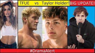 David Dobrik (New Info)  Tfue vs Tayler Holder!  MrBeast Scam? #DramaAlert KSI!
