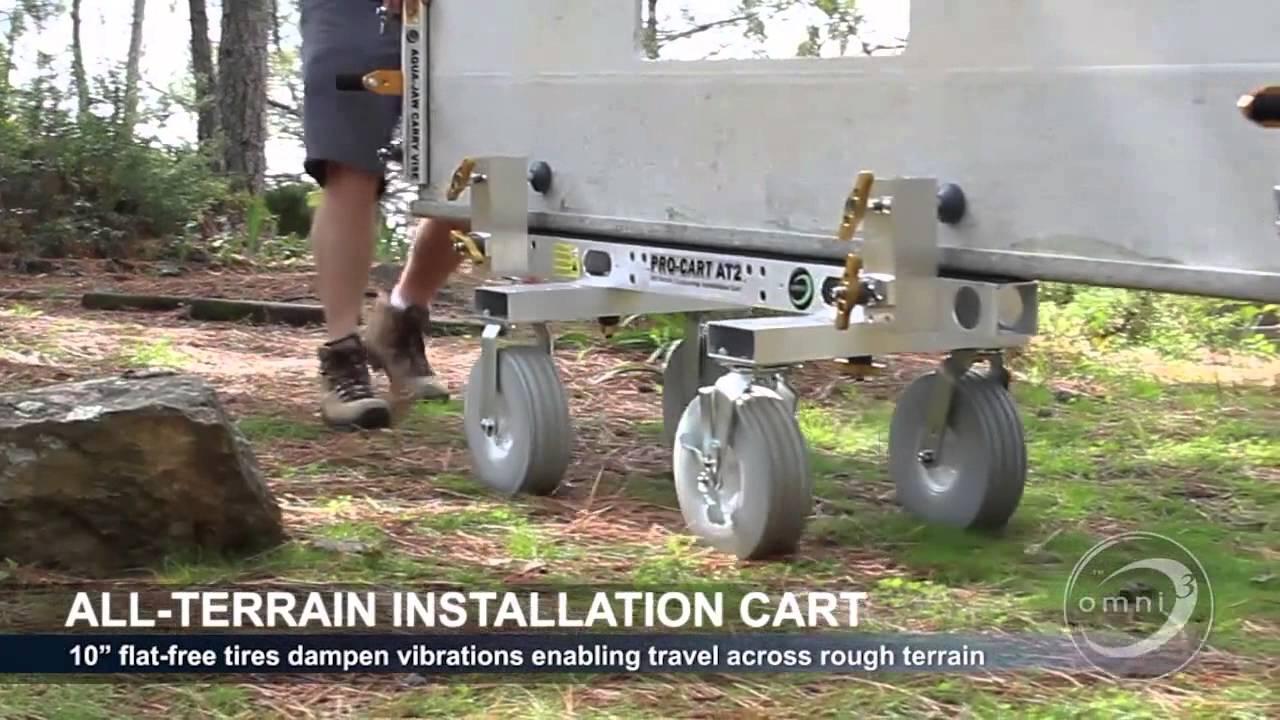 Omni Cubed Pro Cart AT2 2014